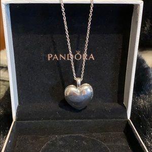 Pandora heart locket